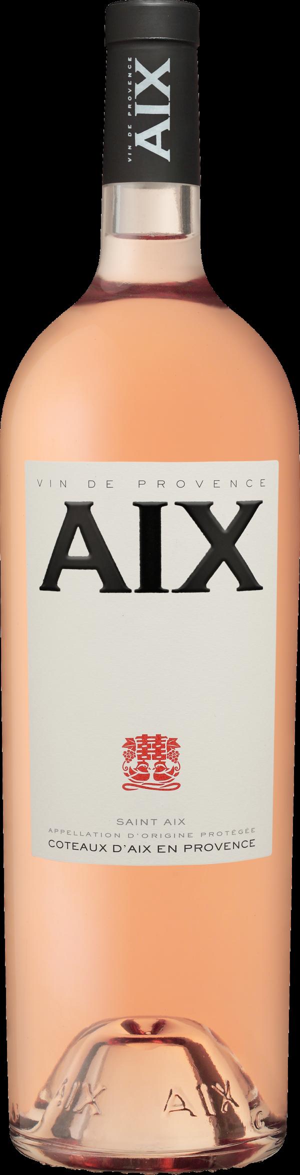AIX magnum rosé